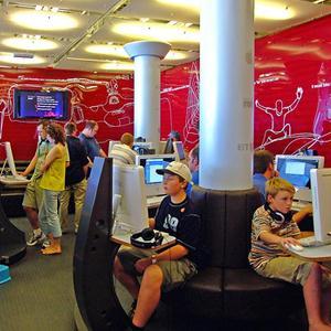 Интернет-кафе Усмани