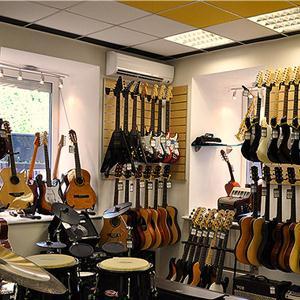 Музыкальные магазины Усмани