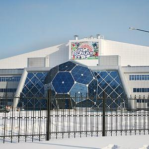 Спортивные комплексы Усмани