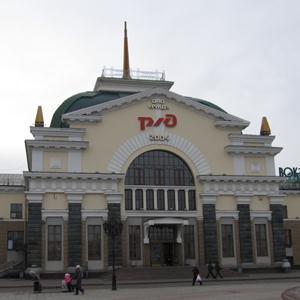 Железнодорожные вокзалы Усмани